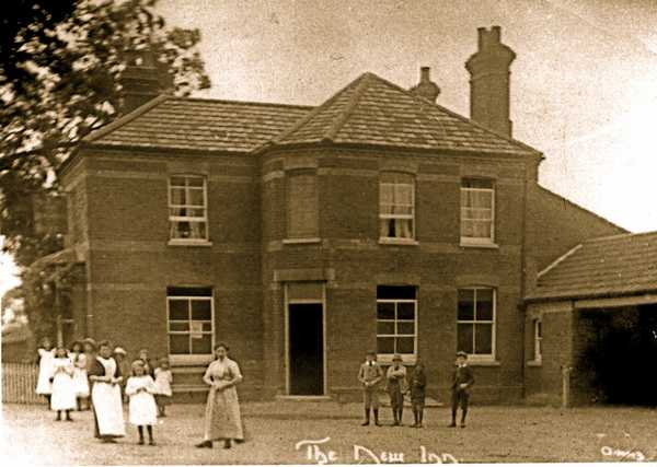 New Inn about 1920