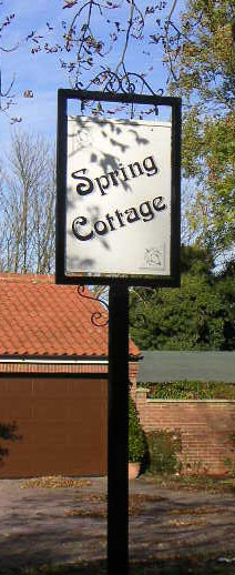 Spring Cottage, Scarning